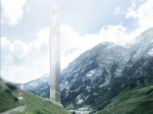 ¿Será el hotel más alto del mundo?