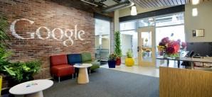 Google, el lugar más elegido para trabajar.