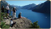 Patagonia, el destino favorito