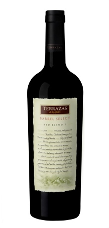 Barrel Select Red Blend I 2013 – Edición Limitada