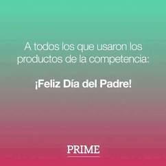 Prime y el Día del Padre