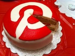 Pinterest quiere toda la torta