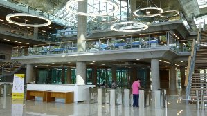 La nueva sede del Gobierno de la Ciudad