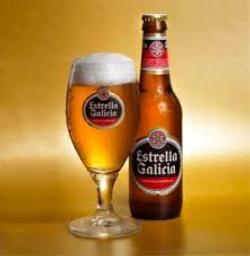 Una cerveza venida de Galicia