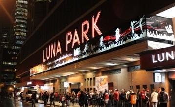 Se viene un Luna Park verde