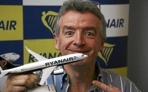 Michael O'leary, presidente de Ryanair.