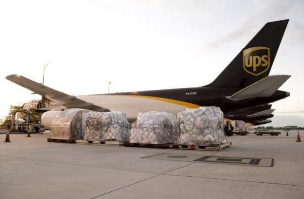 Fuerte crecimiento de envíos por vía aérea