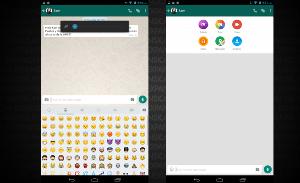 El nuevo diseño de Whatsapp