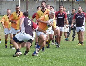 Un partido de rugby muy especial