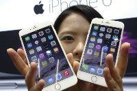 Caen las ventas de Apple en China