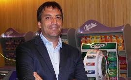 Sebastián Delgui, nueva incorporación de Mondelez.