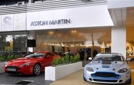 Aston Martin en Argentina