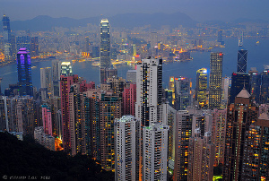 En Hong Kong está la calle más cara