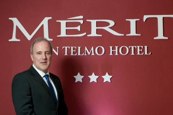 Fernando Gaido, director de Amérian Hoteles.