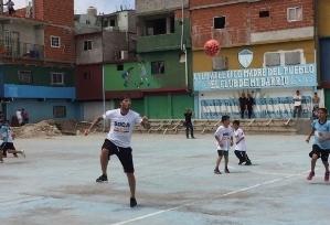 David en Argentina