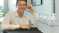 Leo Soifer, creador del agua Premium Gota