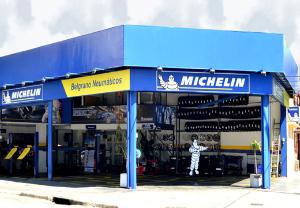 Michelin inaugura x4