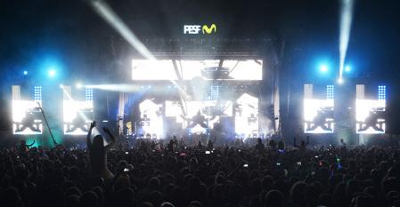 PESF Movistar Punta del Este Summer Festival
