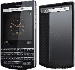 Blackberry, by Porsche Design