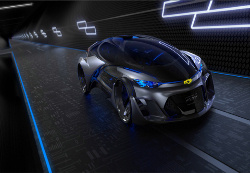 El nuevo Concept Chevrolet FNR