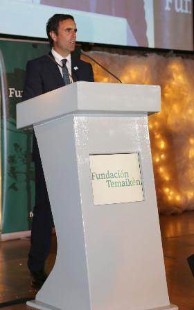 Damián Pellandini, Director general de Fundación Temaikèn