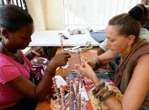 Donna Karan colabora con Haití