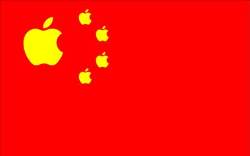 Apple vendió un 70% más en China en el último trimestre de 2014.