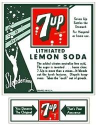 ¿Por qué 7Up se llama así?