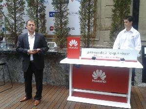 Huawei marcó tendencia en la edición 2015 de Casa FOA.