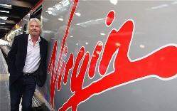 Richard Branson, mandamás de Virgin
