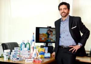 Diego González Monin, gerente de Consumo de GSK