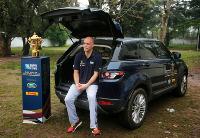 Felipe, embajador de Land Rover
