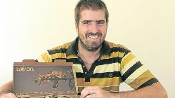 Charlie Rivero Haedo - Co fundador de zafran Snacks Naturales