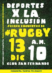 Deportes X la inclusión