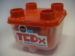 Rasti, presente en TEDx