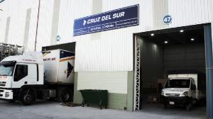 Cruz del Sur llega a Rosario