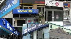 Se viene una movida en dos bancos, ¿cuáles serán?