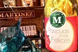 Café Martínez, solidario