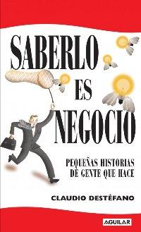 El libro de Claudio Destéfano