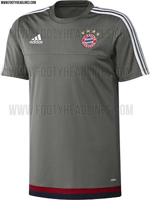 Un diseño clásico para el Bayern