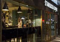 Starbucks en el Gran Rex