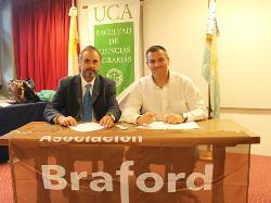 Galicia y la Asociación Bradford juntos