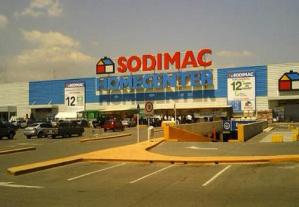 Sodimac llega a Uruguay