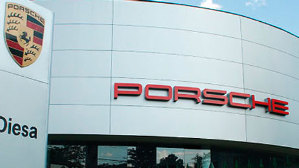En Paraguay Porsche crece y crece