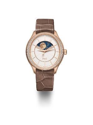 El reloj de Piaget con fases lunares.