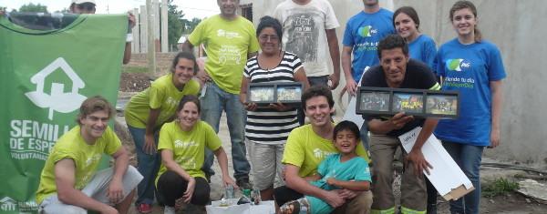 P&G junto a Hábitat para la Humanidad Argentina