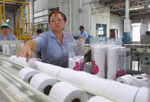 Kimberly-Clark, responsable con el agua