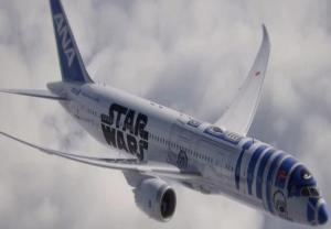 Un avión para fanáticos