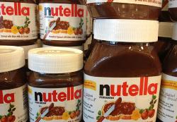 Nutella, manjar preciado y difícil de conseguir