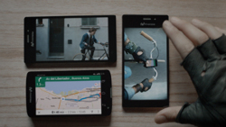 La campaña de Movistar y su 4G